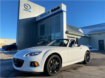 2014 Mazda MX-5 GT (Stk: UC5888) in Woodstock - Image 1 of 16
