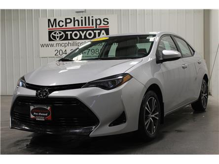 2017 Toyota Corolla LE (Stk: J007247B) in Winnipeg - Image 1 of 24