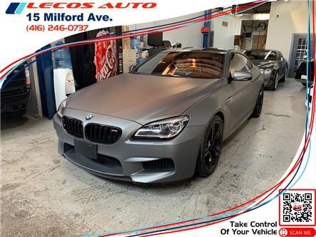 2016 BMW M6 Base (Stk: -) in Toronto - Image 1 of 11