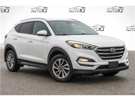 2016 Hyundai Tucson  (Stk: 34604AU) in Barrie - Image 1 of 20