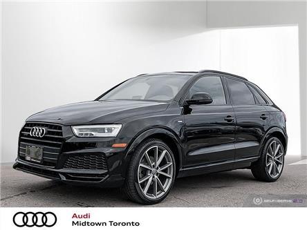 2018 Audi Q3 2.0T Technik (Stk: P8482) in Toronto - Image 1 of 24