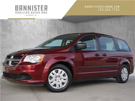 2017 Dodge Grand Caravan CVP/SXT (Stk: 19-754B) in Kelowna - Image 1 of 21