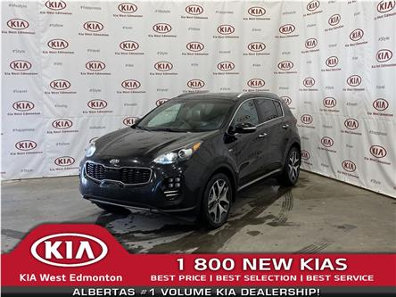 2017 Kia Sportage SX Turbo (Stk: 22685A) in Edmonton - Image 1 of 25