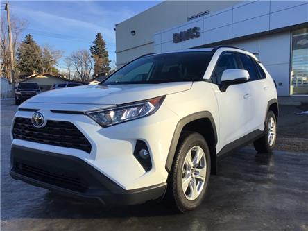 2020 Toyota RAV4 XLE (Stk: 215448) in Brooks - Image 1 of 20