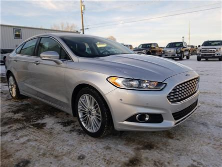 2016 Ford Fusion SE (Stk: 20211A) in Wilkie - Image 1 of 20