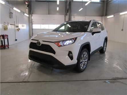 2021 Toyota RAV4 XLE (Stk: 219029) in Moose Jaw - Image 1 of 29