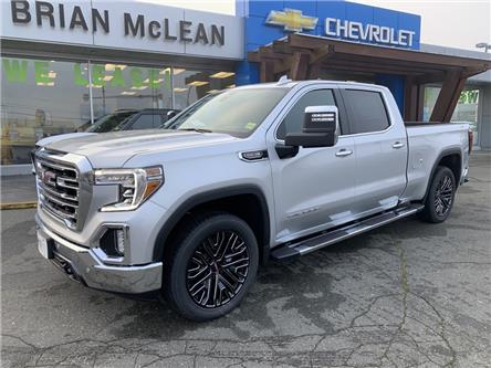 2021 GMC Sierra 1500 SLT (Stk: M6041-21) in Courtenay - Image 1 of 15