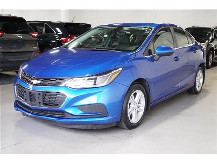 2016 Chevrolet Cruze LT Auto (Stk: 606337) in Vaughan - Image 1 of 25