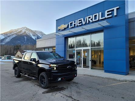 2021 Chevrolet Silverado 1500 LT Trail Boss (Stk: MG137471) in Fernie - Image 1 of 11