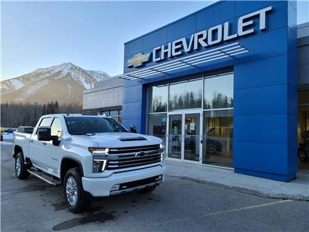 2021 Chevrolet Silverado 3500HD High Country (Stk: MF126276) in Fernie - Image 1 of 11