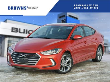 2017 Hyundai Elantra GLS (Stk: T19-161AA) in Dawson Creek - Image 1 of 16
