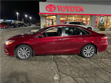 2017 Toyota Camry Hybrid  (Stk: 2007931) in Cambridge - Image 1 of 14