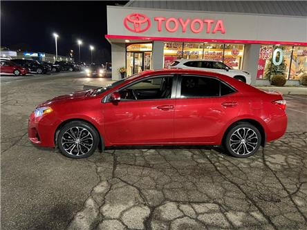 2015 Toyota Corolla  (Stk: 2101291) in Cambridge - Image 1 of 8