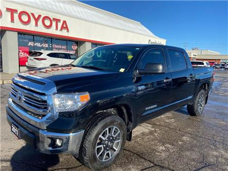 2017 Toyota Tundra  (Stk: 2101621) in Cambridge - Image 1 of 19
