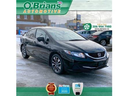 2015 Honda Civic EX (Stk: 13958B) in Saskatoon - Image 1 of 19