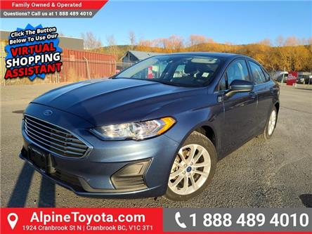 2019 Ford Fusion SE (Stk: C127343A) in Cranbrook - Image 1 of 23