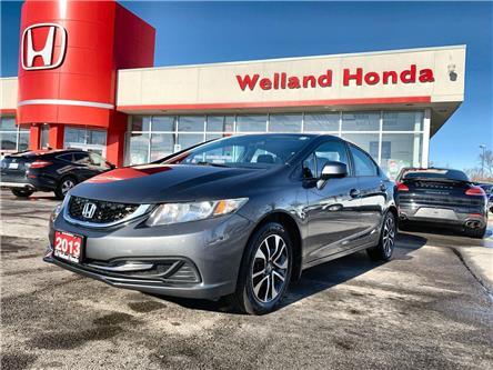 2013 Honda Civic EX (Stk: U20336A) in Welland - Image 1 of 23