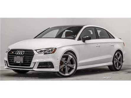2020 Audi S3 2.0T Technik (Stk: T18987) in Vaughan - Image 1 of 22
