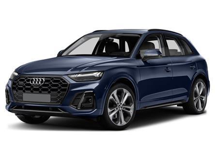 2021 Audi Q5 45 Progressiv (Stk: T19114) in Vaughan - Image 1 of 3