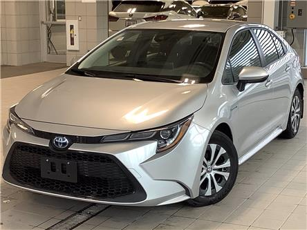 2020 Toyota Corolla Hybrid Base (Stk: 22535A) in Kingston - Image 1 of 25