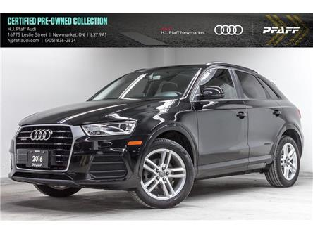 2016 Audi Q3 2.0T Komfort (Stk: 53733A) in Newmarket - Image 1 of 22