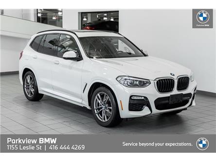 2019 BMW X3 xDrive30i (Stk: 41697A) in Toronto - Image 1 of 22