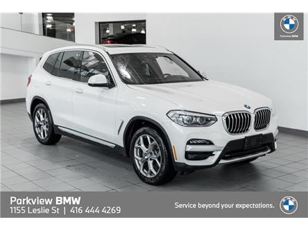 2020 BMW X3 xDrive30i (Stk: PP9554) in Toronto - Image 1 of 20