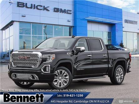 2021 GMC Sierra 1500 Denali (Stk: 210247) in Cambridge - Image 1 of 23