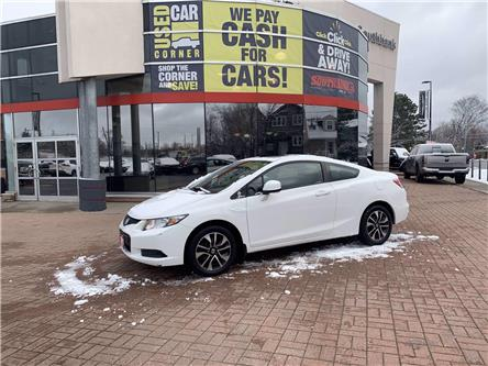 2013 Honda Civic EX (Stk: 2100341) in Ottawa - Image 1 of 20