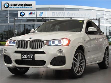 2017 BMW X4 xDrive28i (Stk: P9904A) in Thornhill - Image 1 of 26