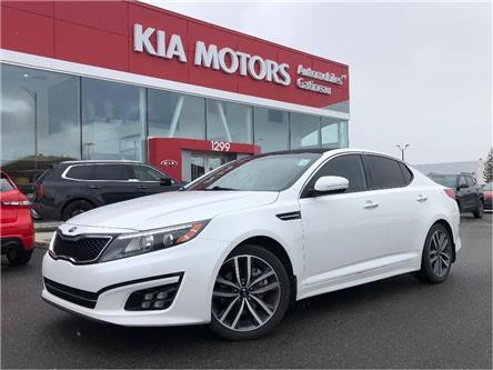2014 Kia Optima SX (Stk: 21918B) in Gatineau - Image 1 of 19