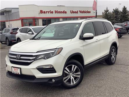 2017 Honda Pilot EX (Stk: U17177) in Barrie - Image 1 of 27