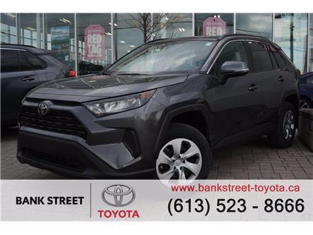 2021 Toyota RAV4 LE (Stk: 28796) in Ottawa - Image 1 of 18
