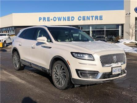 2019 Lincoln Nautilus Reserve (Stk: P01030A) in Brampton - Image 1 of 20