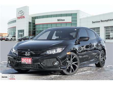 2018 Honda Civic Sport (Stk: 305273) in Milton - Image 1 of 22