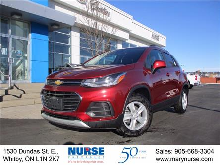 2021 Chevrolet Trax LT (Stk: 21U022) in Whitby - Image 1 of 21