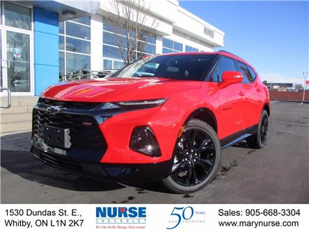 2021 Chevrolet Blazer RS (Stk: 21E005) in Whitby - Image 1 of 30