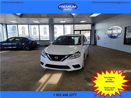 2019 Nissan Sentra 1.8 SV (Stk: 297409) in Dartmouth - Image 1 of 22