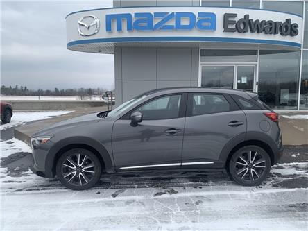 2018 Mazda CX-3 GT (Stk: 222527) in Pembroke - Image 1 of 12