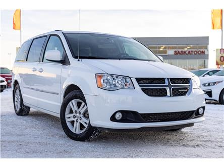2015 Dodge Grand Caravan Crew (Stk: 40413A) in Saskatoon - Image 1 of 19