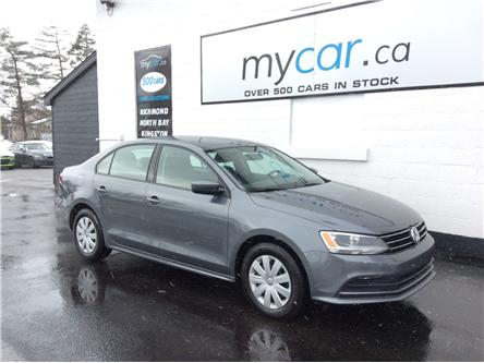 2017 Volkswagen Jetta 1.4 TSI Trendline+ (Stk: 201191) in Kingston - Image 1 of 21