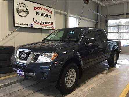 2019 Nissan Frontier SV (Stk: ) in Owen Sound - Image 1 of 11
