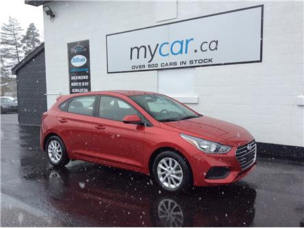 2020 Hyundai Accent Preferred (Stk: 201244) in Kingston - Image 1 of 21