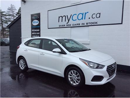 2019 Hyundai Accent Preferred (Stk: 201242) in North Bay - Image 1 of 21