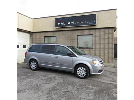 2015 Dodge Grand Caravan SE/SXT (Stk: ) in Kingston - Image 1 of 14