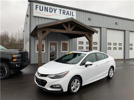 2017 Chevrolet Cruze LT Auto (Stk: 1887A) in Sussex - Image 1 of 10