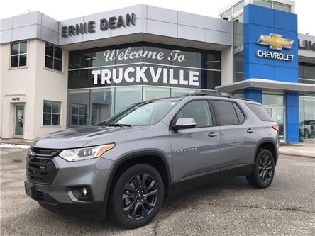2021 Chevrolet Traverse RS (Stk: 15589) in Alliston - Image 1 of 19