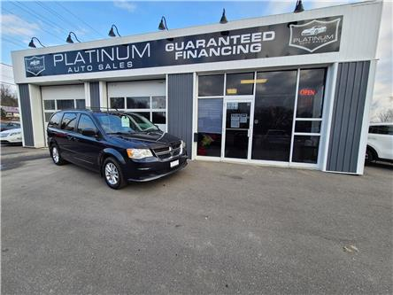 2013 Dodge Grand Caravan SE/SXT (Stk: 701937) in Kingston - Image 1 of 10