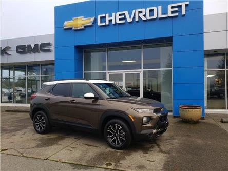 2021 Chevrolet TrailBlazer ACTIV (Stk: 21T73) in Port Alberni - Image 1 of 30