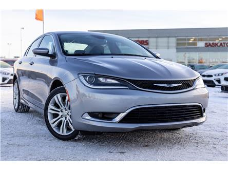2016 Chrysler 200 Limited (Stk: P4814) in Saskatoon - Image 1 of 18